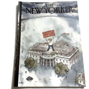 "New Yorker Magazine: 03/04/19 ""The Real Emergency"""
